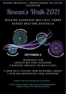 Rowan's Walk - Roebourne @ Andover Park